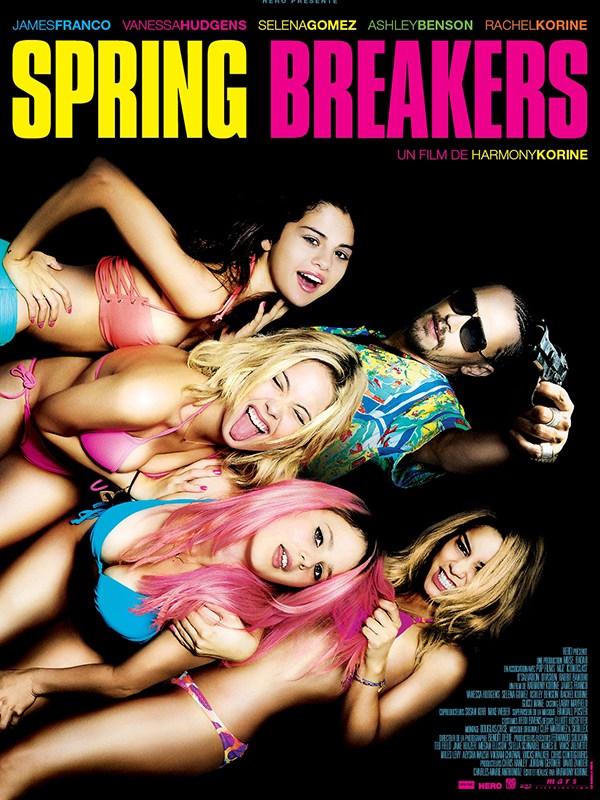 [critique] Spring Breakers