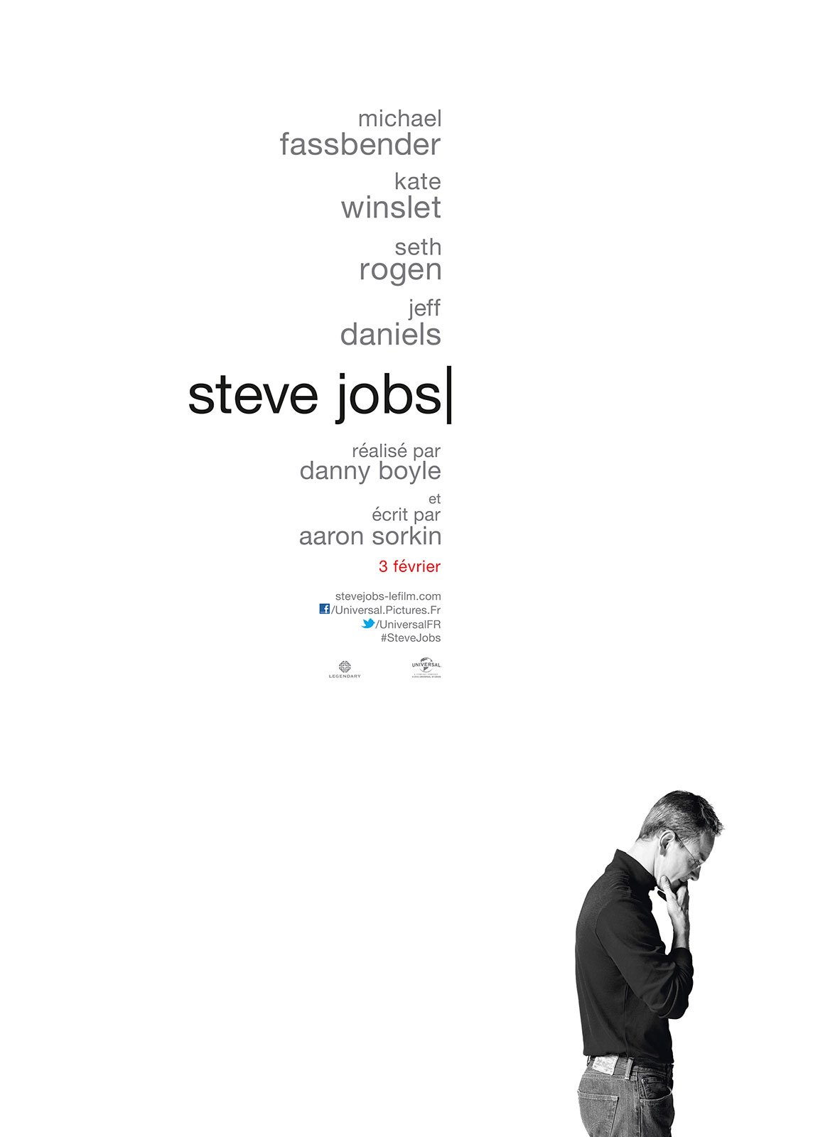 [CRITIQUE] STEVE JOBS