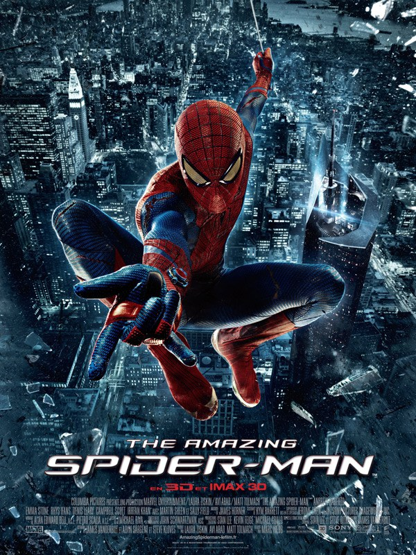 [critique] The Amazing Spider-Man