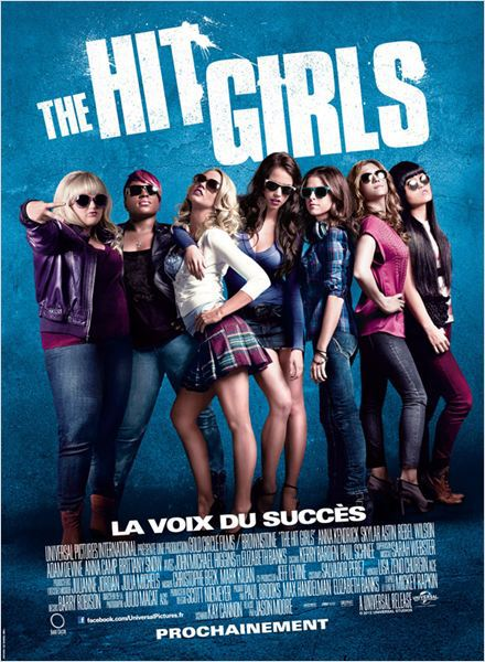 [CRITIQUE] THE HIT GIRLS