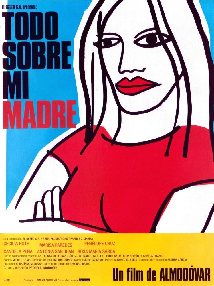 [CRITIQUE] TOUT SUR MA MÈRE (1998)