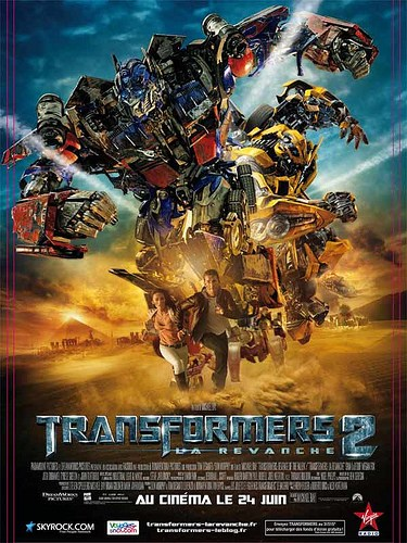 [critique] Transformers 2 – La Revanche