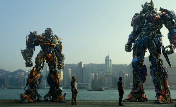 [critical] TRANSFORMERS : age of extinction