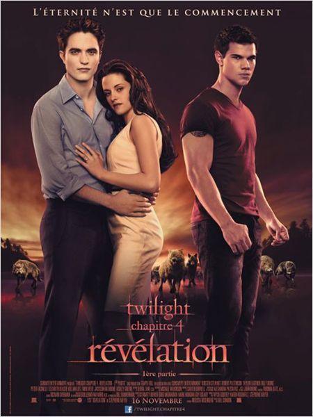 [critique] Twilight Chapitre 4 – Révélation (1ère partie)