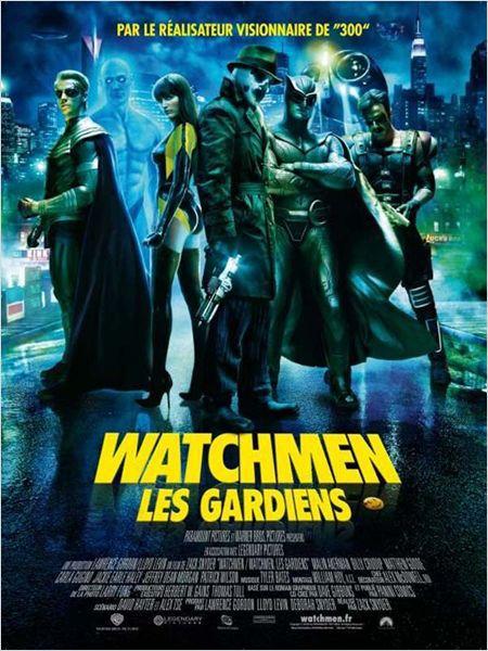 [critique] Watchmen – Les Gardiens