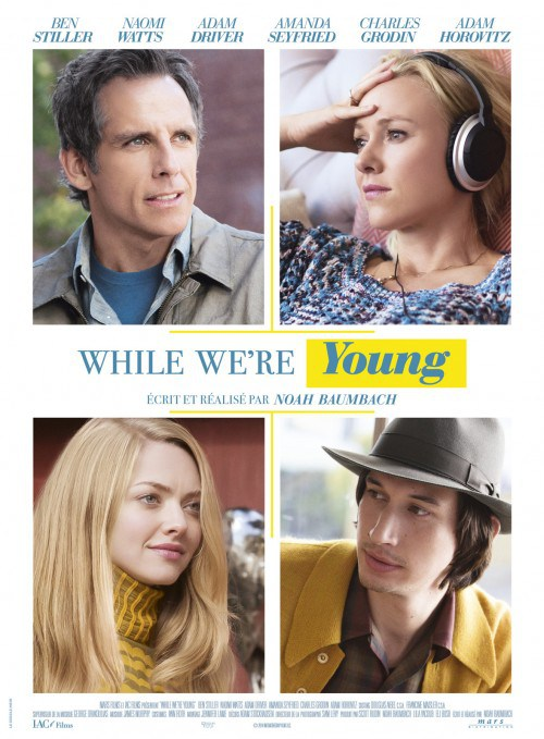 [CRITIQUE] WHILE WE'RE YOUNG