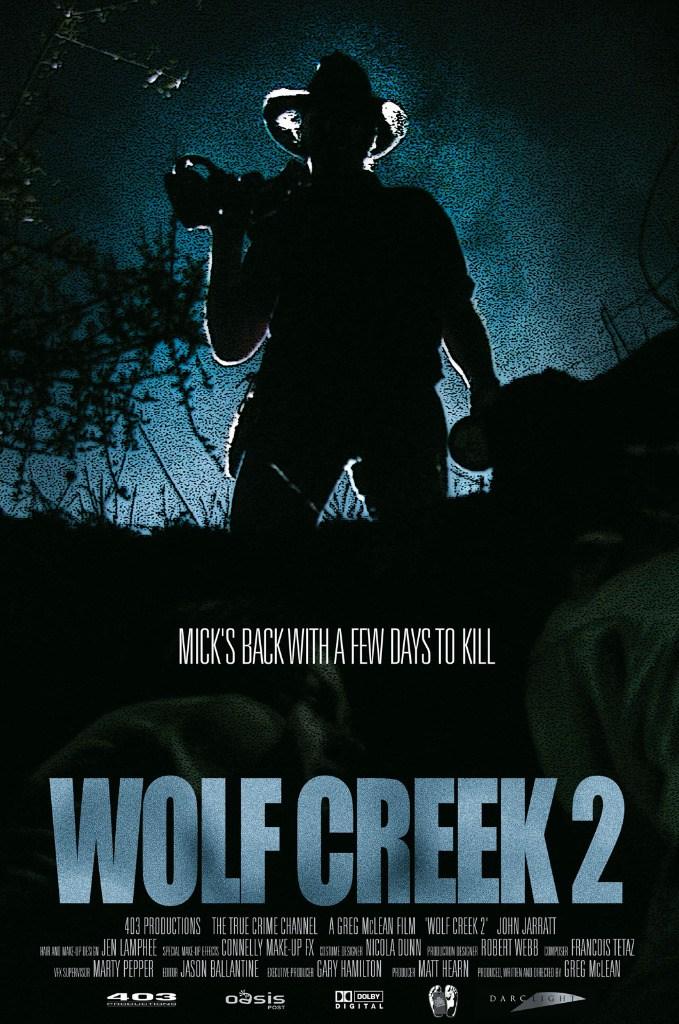 [CRITIQUE] WOLF CREEK 2