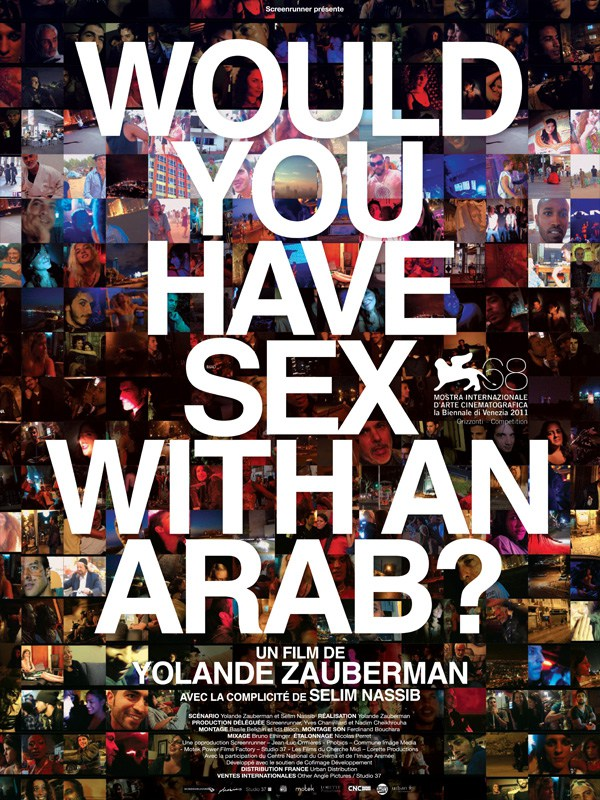 [critique] Would You Have Sex With An Arab ?