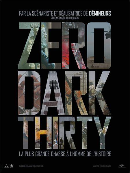 [critique] Zero Dark Thirty
