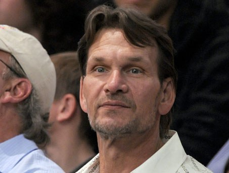 the Death of the actor, songwriter and american producer Patrick Swayze (18 August 1952 – 14 September 2009)