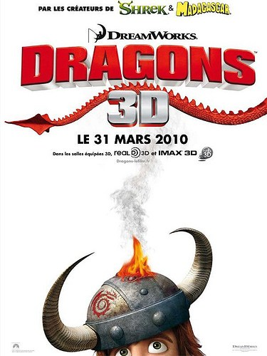 Dragons : Bande-Annonce / Trailer (VOSTFR/HD)