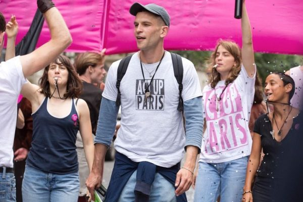 Interview with Arnaud Valois, the revelation of 120 Beats per Minute.