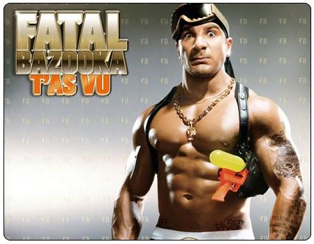 Fatal Bazooka was adapted for the cinema
