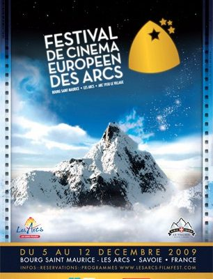 Festival of European Cinema of the Arcs, first !