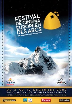 Festival of European Cinema of the Arcs, first !