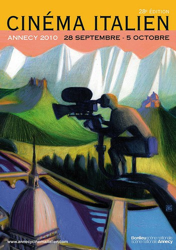Festival of the Italian Cinema of Annecy 2010