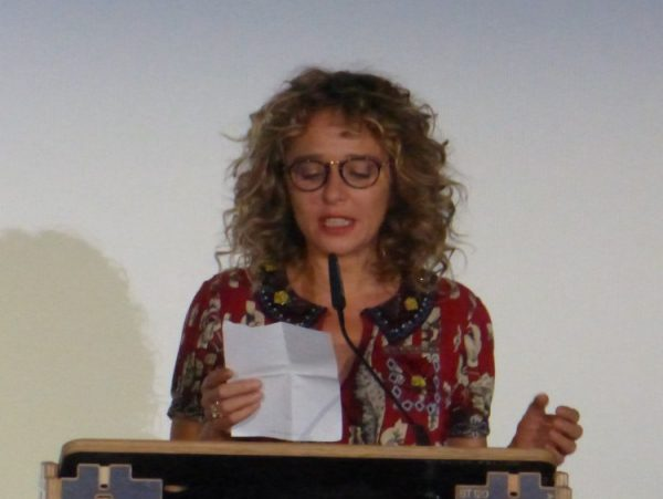 [FIFIB 2015] INTERVIEW with Valéria Golino