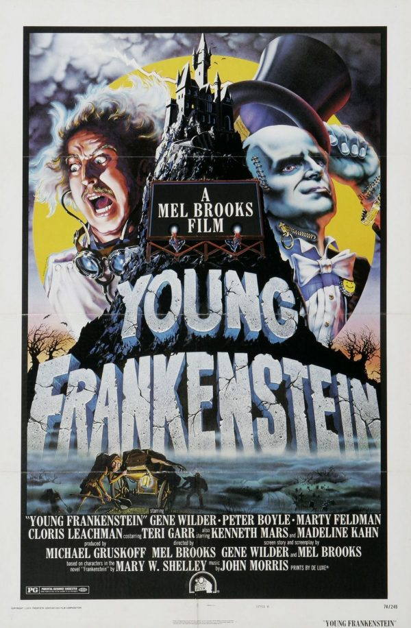 FRANKENSTEIN JUNIOR – in theatres In the 21/06/2017