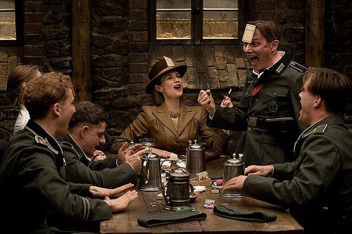 Inglorious Basterds could see a prequel