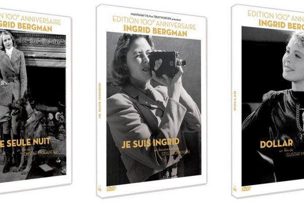 Ingrid Bergman : the Swedish DVD