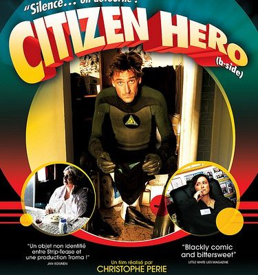 [interview] Christophe Perie (Citizen Hero (B-Side)) + Video full and exclusive short-film