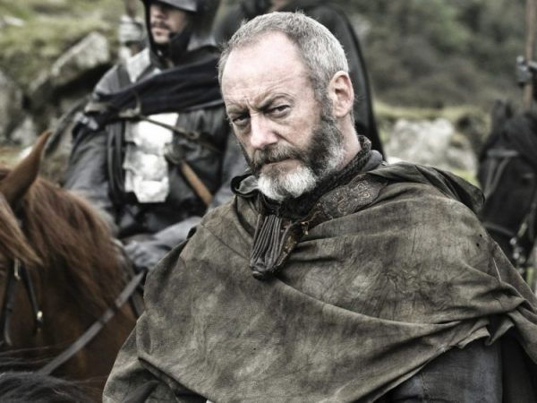 Interview with Liam Cunningham (Sir Davos, GAME OF THRONES)
