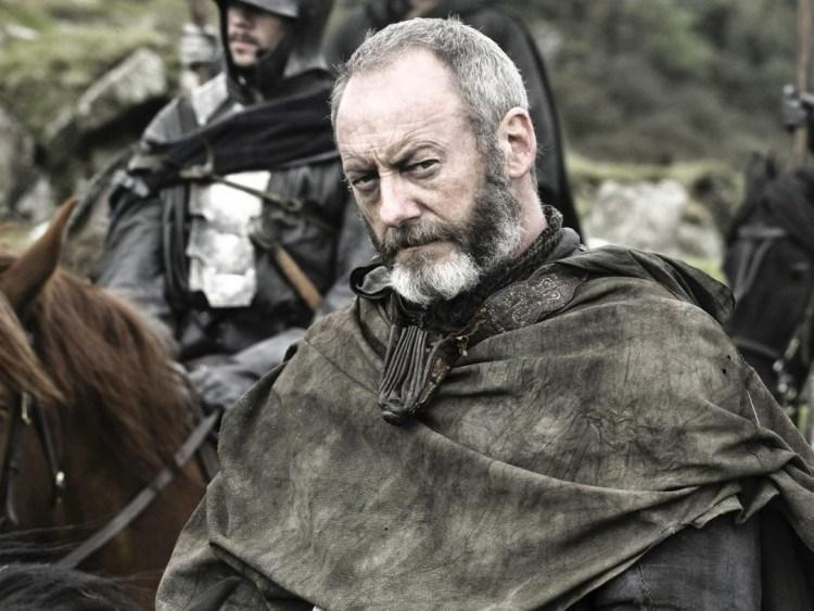 Interview de Liam Cunningham (Sir Davos, GAME OF THRONES)