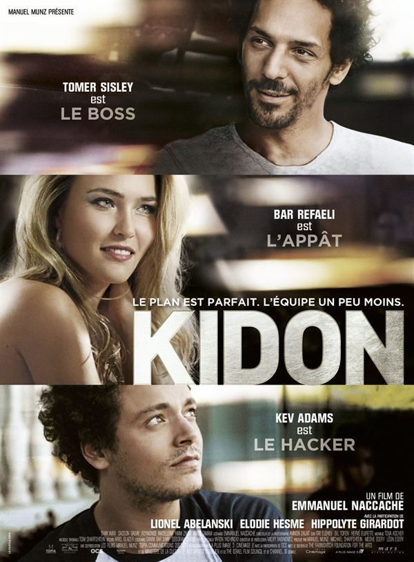 Interview : Emmanuel Naccache for Kidon