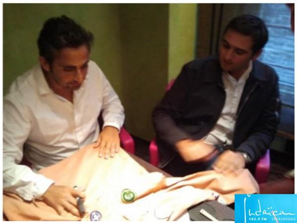 [interview] Eric Toledano et Olivier Nakache (Intouchables)