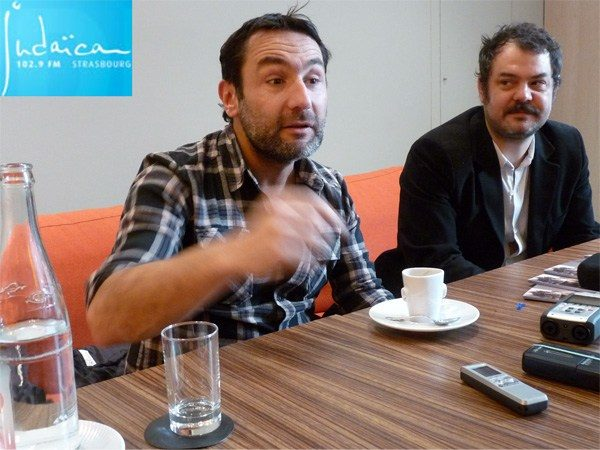 [interview] Gilles Lellouche and Alexandre Courtès, director of the movie Unfaithful