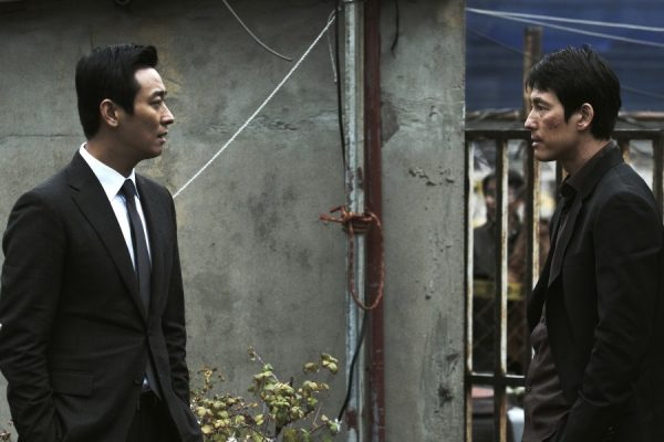 [INTERVIEW] Kim Sung-soo and Jung Woo-sung (ASURA : THE CITY OF MADNESS)
