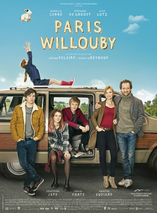 [INTERVIEW] L'équipe du film PARIS-WILLOUBY