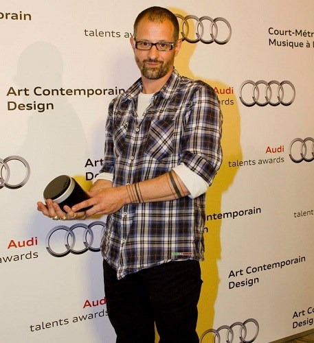 [interview] Laurent Graziani – Lauréat 2013 des Audi Talents Awards – Musique à l'Image