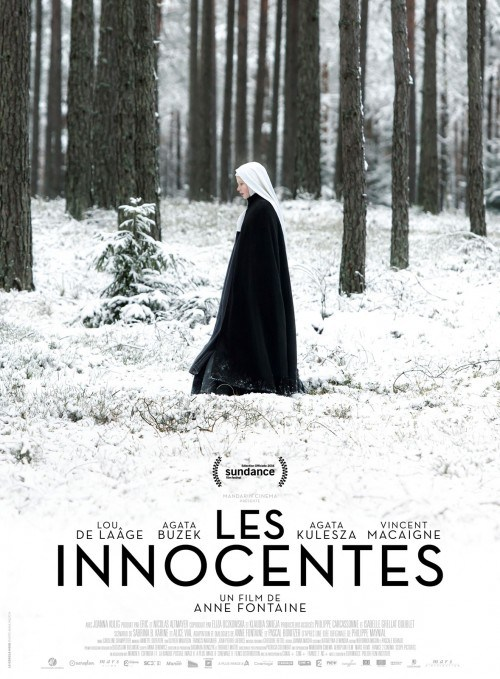 [INTERVIEW] Lou De Laâge and Anne Fontaine for THE INNOCENT