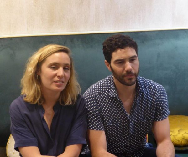 Interview with Marie Monge and Tahar Rahim for the movie PLAYERS