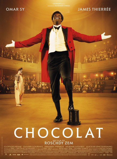 [INTERVIEW] Omar Sy, and Roschdy Zem for CHOCOLATE