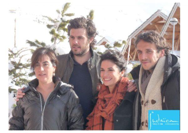 [interview] Ruben Alves, with Rita Blanco, Barbara Cabrita and Lannick Gautry