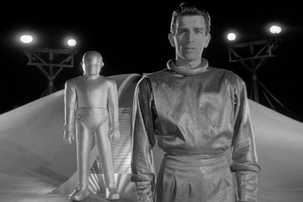 [ROAMING 2017] the DAY THE EARTH stood still (1957)