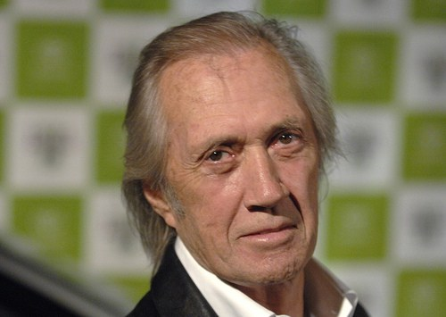 The american actor David Carradine dies at 72 years