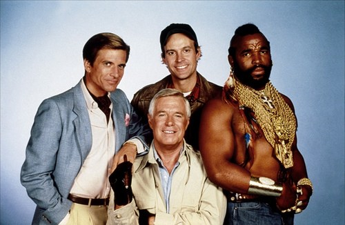 The a-team takes its casting
