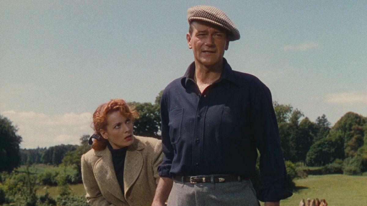 L'HOMME TRANQUILLE (1952), un des plus grands succès de John Ford – Critique