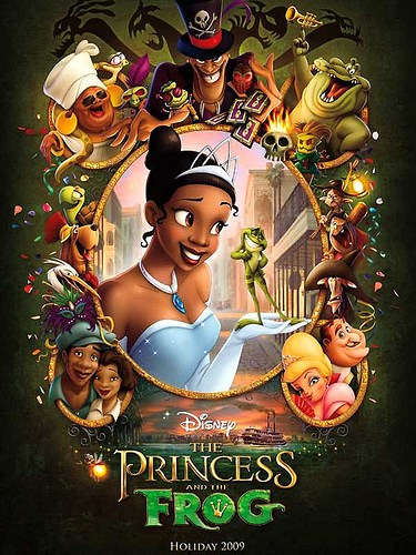the Princess And The Frog : Preview / Making-Of (VO/HD)