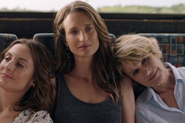 DROPPED, a feel good movie about a threesome mother-daughter – Review