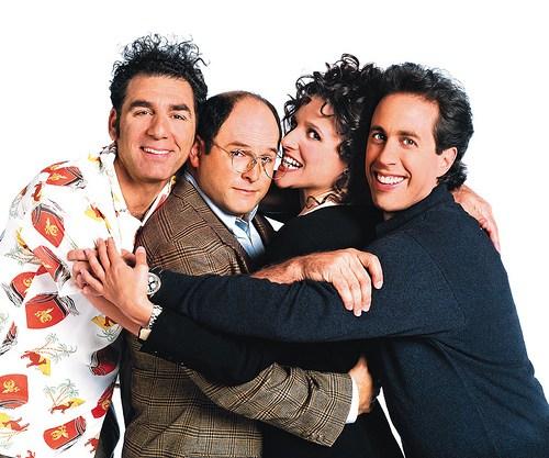 Le casting de Seinfeld à nouveau devant l'écran