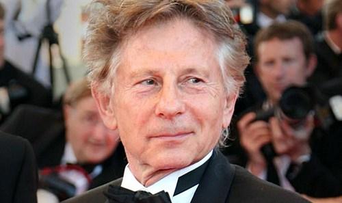 The film director Roman Polanski arrested