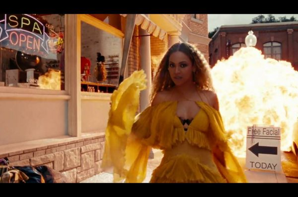 LEMONADE, the album visual of Beyoncé