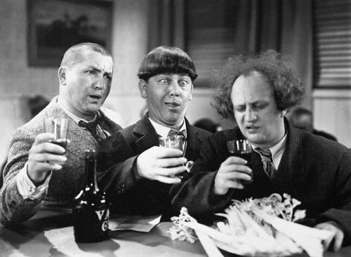 The 3 Stooges come to life again thanks to the brothers Farrelly