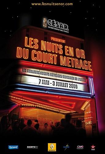 Les Nuits en Or du Court Métrage – 3ème Edition