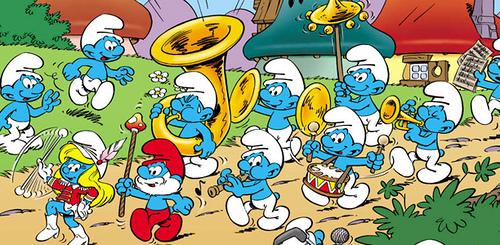 Les Schtroumpfs, le film : Les personnages bleus sur grand écran et en 3D !
