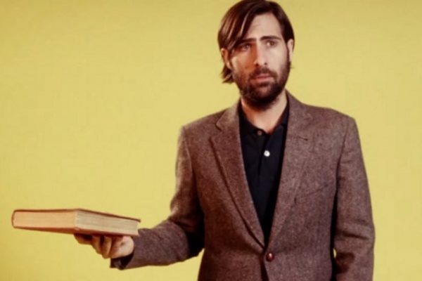 LISTEN UP PHILIP with Jason Schwartzman : the trailer